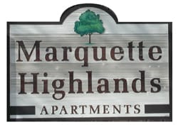 marquette highlands logo